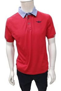 151PO737J1 19055 RED, milifashion, aeronautica militare men, 1