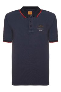 201PO1451P144 8184 BLU NAVY, milifashion, aeronautica militare men, 1