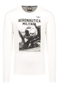 202TS1834J372 73062 OFF WHITE, milifashion, aeronautica militare men, 1
