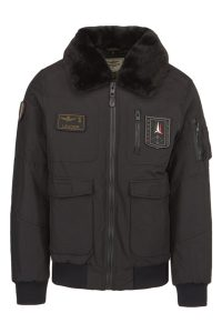 202AB1907CT2518 34300 JET BLACK, milifashion, aeronautica militare men, 1