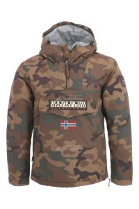 NAPAPIJRI NOYHMCF84 RAINFOREST CAMOUFLAGE, milifashion, 1