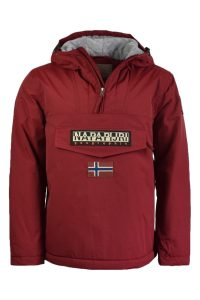 NAPAPIJRI RAINFOREST OLD RED, milifashion 1